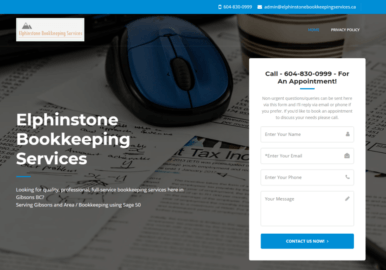 Elphinstone Bookkeeping Services -Accounting & Bookkeeping Gibsons and Area